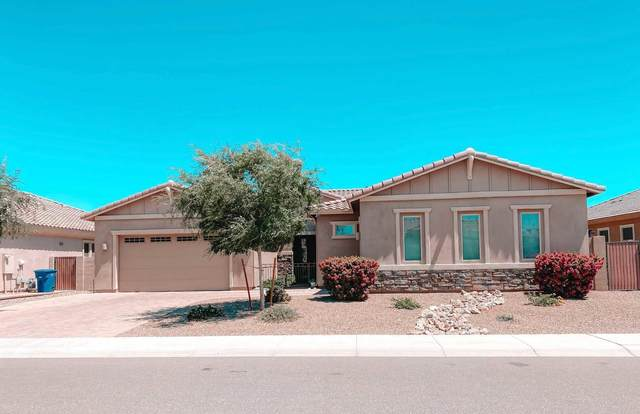 3498 E Balsam Drive, Chandler, AZ 85286 (MLS #6229353) :: Yost Realty Group at RE/MAX Casa Grande