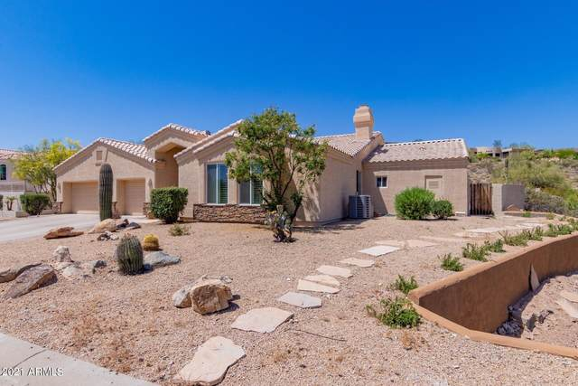 15901 E Eagle Rock Drive, Fountain Hills, AZ 85268 (MLS #6229357) :: Klaus Team Real Estate Solutions