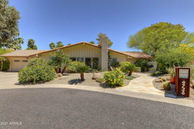4736 E Palo Verde Drive, Phoenix, AZ 85018 (MLS #6229370) :: Yost Realty Group at RE/MAX Casa Grande