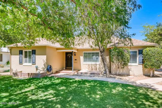 522 W Cambridge Avenue, Phoenix, AZ 85003 (MLS #6229379) :: The Laughton Team
