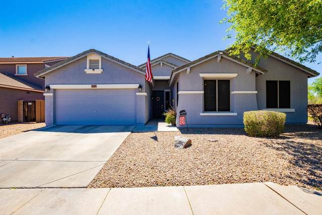 17919 W Port Royale Lane, Surprise, AZ 85388 (MLS #6229411) :: The Luna Team