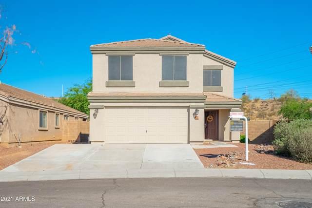 24134 N 118TH Avenue, Sun City, AZ 85373 (MLS #6229415) :: The Luna Team