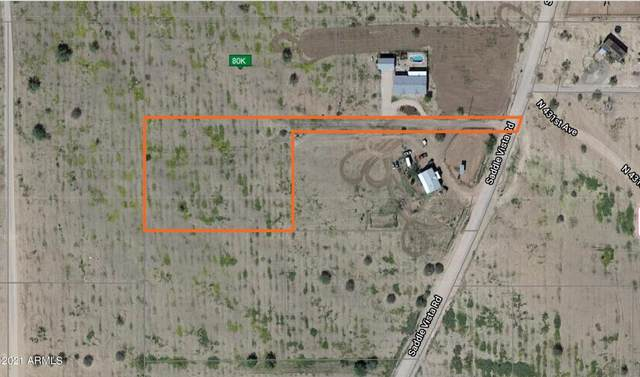 38XX N Saddle Vista Road, Tonopah, AZ 85354 (MLS #6229418) :: Maison DeBlanc Real Estate