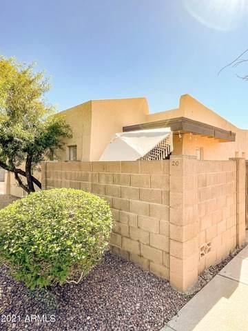 231 N Robson Street #20, Mesa, AZ 85201 (MLS #6229419) :: Yost Realty Group at RE/MAX Casa Grande