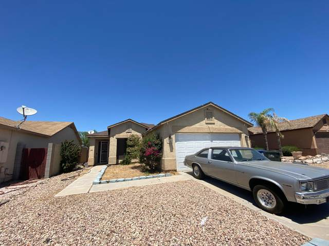 11820 W Scotts Drive, El Mirage, AZ 85335 (MLS #6229432) :: The Luna Team