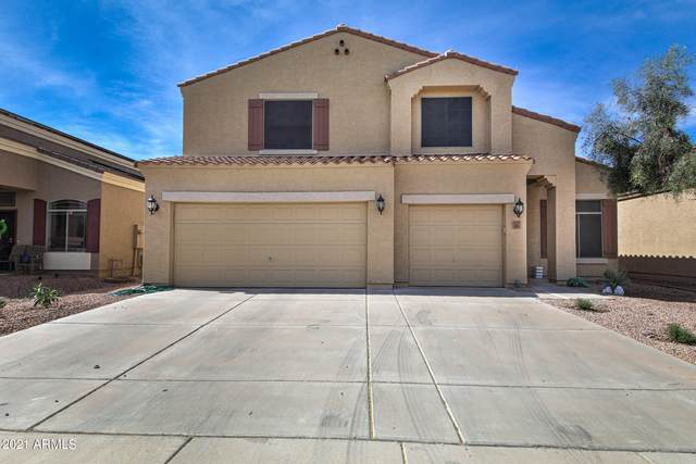 2241 W Congress Avenue, Coolidge, AZ 85128 (MLS #6229440) :: Yost Realty Group at RE/MAX Casa Grande