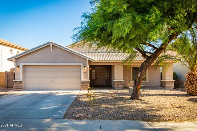 45183 W Rhea Road, Maricopa, AZ 85139 (MLS #6229442) :: The Luna Team