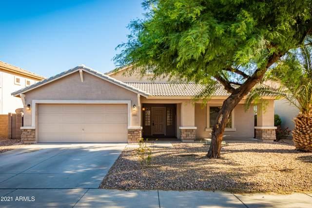 45183 W Rhea Road, Maricopa, AZ 85139 (#6229442) :: The Josh Berkley Team