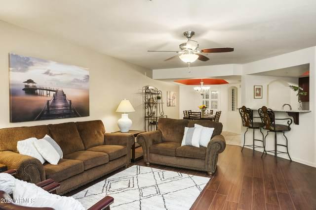 5104 N 32ND Street #144, Phoenix, AZ 85018 (MLS #6229450) :: Kepple Real Estate Group