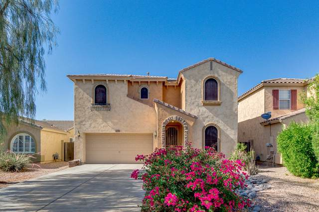 45130 W Sage Brush Drive, Maricopa, AZ 85139 (MLS #6229453) :: Arizona 1 Real Estate Team