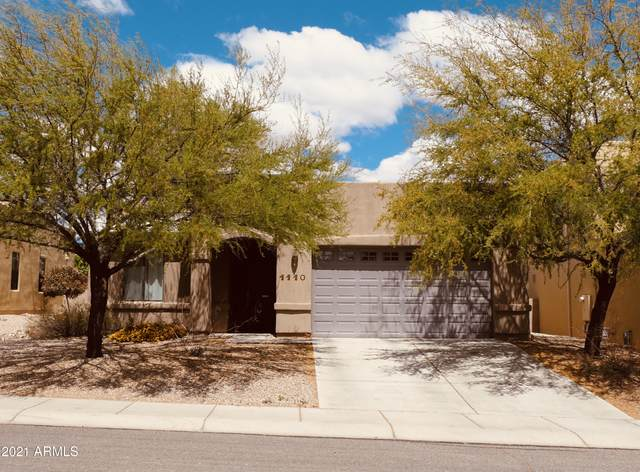 1110 Marchbanks Drive, Sierra Vista, AZ 85635 (MLS #6229479) :: Yost Realty Group at RE/MAX Casa Grande