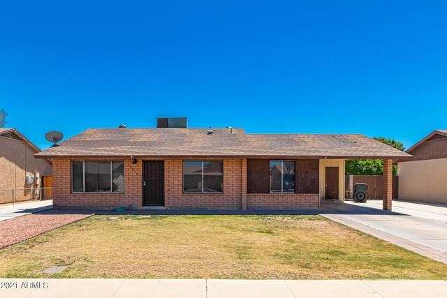 8917 W Devonshire Avenue, Phoenix, AZ 85037 (MLS #6229497) :: Howe Realty