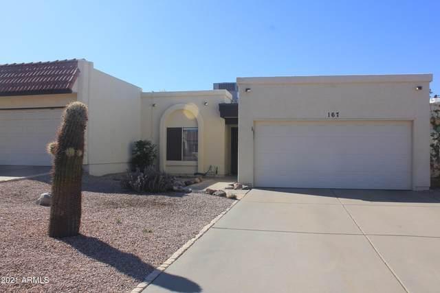 7006 E Jensen Street #167, Mesa, AZ 85207 (MLS #6229501) :: My Home Group