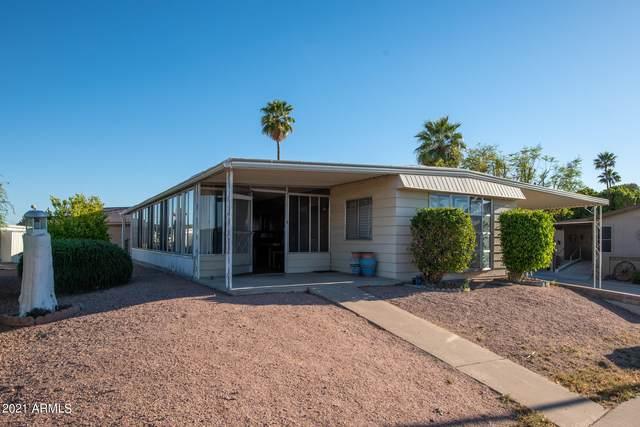 2432 N Barber Drive, Mesa, AZ 85215 (MLS #6229561) :: West Desert Group | HomeSmart
