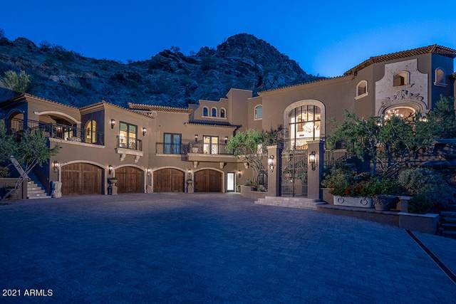 5959 E Hummingbird Lane, Paradise Valley, AZ 85253 (#6229566) :: Luxury Group - Realty Executives Arizona Properties