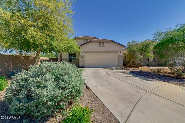 425 E Goldmine Court, San Tan Valley, AZ 85140 (#6229576) :: The Josh Berkley Team