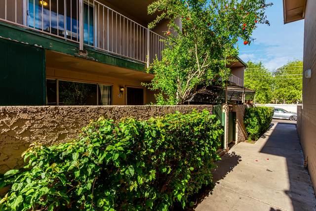 6565 N 19TH Avenue #38, Phoenix, AZ 85015 (MLS #6229590) :: Sheli Stoddart Team | M.A.Z. Realty Professionals