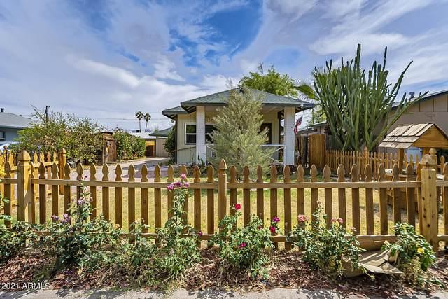 2143 W Wilshire Drive, Phoenix, AZ 85009 (MLS #6229596) :: Yost Realty Group at RE/MAX Casa Grande