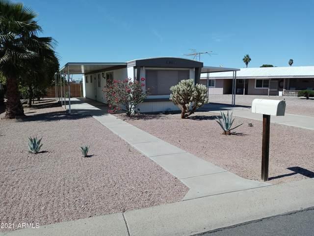 9471 E Escondido Avenue, Mesa, AZ 85208 (MLS #6229606) :: Zolin Group