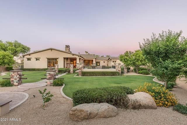 6400 N Cattletrack Road, Scottsdale, AZ 85250 (MLS #6229615) :: Yost Realty Group at RE/MAX Casa Grande