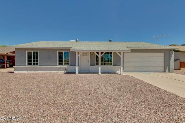 882 W Calle Tuberia, Casa Grande, AZ 85194 (MLS #6229635) :: The Newman Team