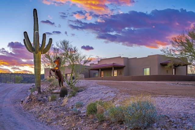 1300 W Tellier Trail, Wickenburg, AZ 85390 (MLS #6229679) :: Long Realty West Valley