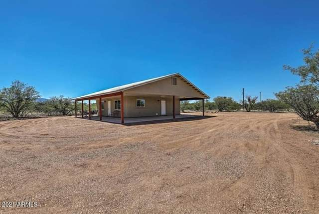 7948 E Barataria Boulevard, Sierra Vista, AZ 85650 (MLS #6229684) :: Service First Realty