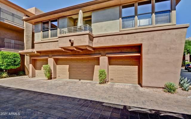 19777 N 76th Street #2296, Scottsdale, AZ 85255 (MLS #6229694) :: Howe Realty