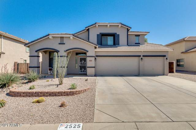 2525 W Quick Draw Way, Queen Creek, AZ 85142 (MLS #6229698) :: Yost Realty Group at RE/MAX Casa Grande