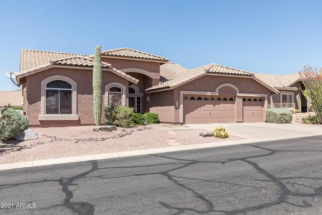 8812 E Jumping Cholla Drive, Gold Canyon, AZ 85118 (MLS #6229700) :: The Riddle Group