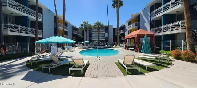 3130 N 7TH Avenue #214, Phoenix, AZ 85013 (#6229703) :: Luxury Group - Realty Executives Arizona Properties