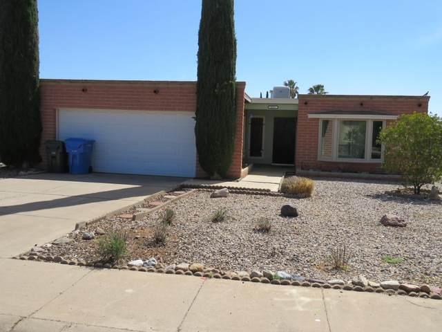 1191 Palo Verde Drive, Sierra Vista, AZ 85635 (MLS #6229721) :: The Luna Team