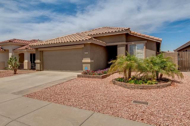4132 W Columbine Drive, Phoenix, AZ 85029 (MLS #6229734) :: Lucido Agency