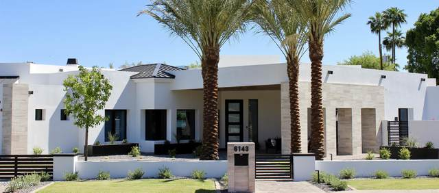 6143 E Exeter Boulevard, Scottsdale, AZ 85251 (MLS #6229749) :: The Riddle Group