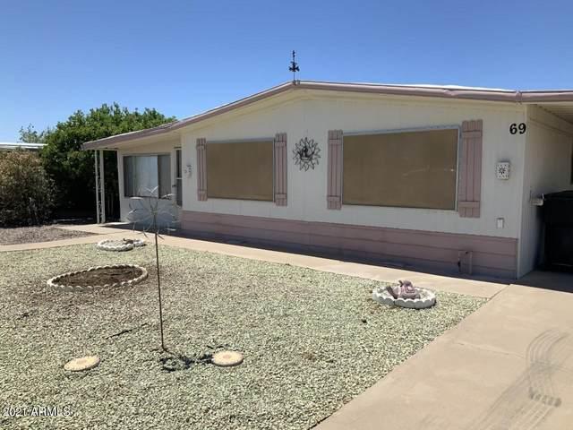 3160 E Main Street #69, Mesa, AZ 85213 (#6229773) :: AZ Power Team