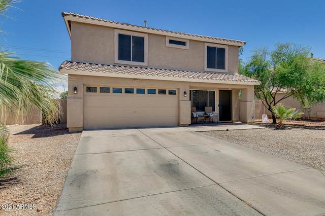 7219 N 75TH Drive, Glendale, AZ 85303 (MLS #6229792) :: Maison DeBlanc Real Estate