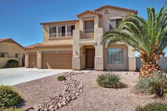 18870 N Marina Avenue, Maricopa, AZ 85139 (MLS #6229796) :: Yost Realty Group at RE/MAX Casa Grande