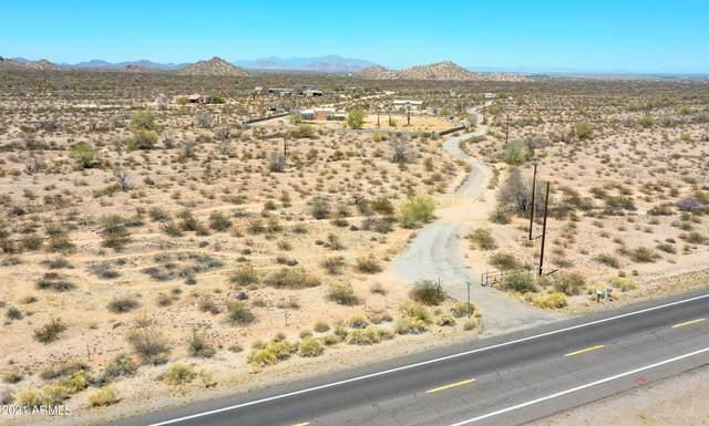 3190 S Hornbrook Road, Maricopa, AZ 85139 (#6229802) :: Long Realty Company