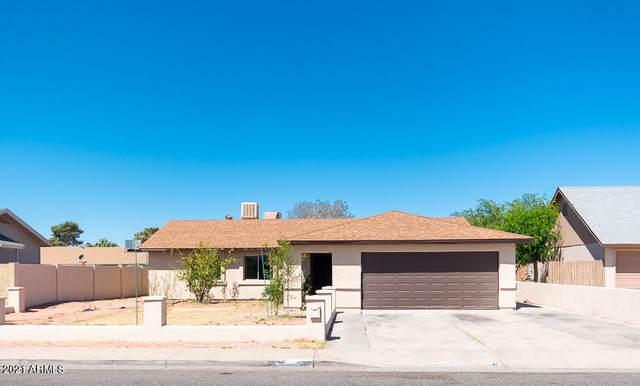 3618 N 87TH Avenue, Phoenix, AZ 85037 (MLS #6229803) :: Yost Realty Group at RE/MAX Casa Grande