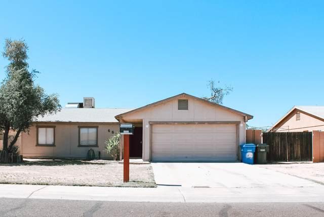 6827 W Lewis Avenue, Phoenix, AZ 85035 (MLS #6229807) :: The Riddle Group