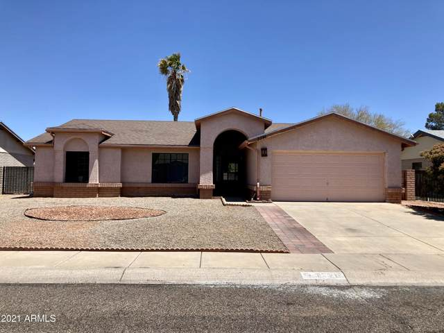 3391 Golden Eagle Drive, Sierra Vista, AZ 85650 (MLS #6229811) :: Yost Realty Group at RE/MAX Casa Grande