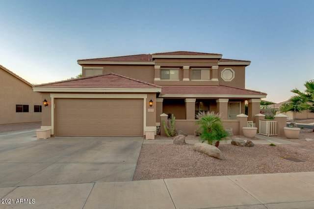 1310 E Gwen Street, Phoenix, AZ 85042 (MLS #6229816) :: My Home Group