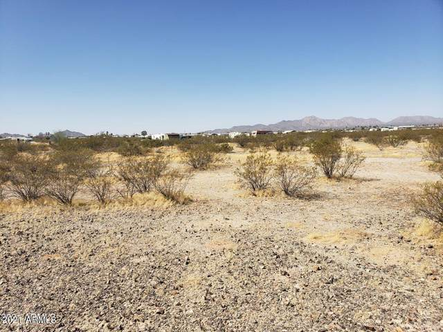 0 Diamond Drive, Salome, AZ 85348 (MLS #6229820) :: The Carin Nguyen Team