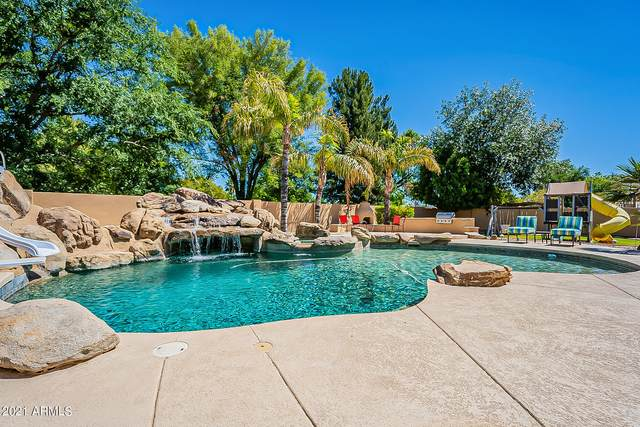 1758 E Carver Road, Tempe, AZ 85284 (MLS #6229823) :: John Hogen | Realty ONE Group