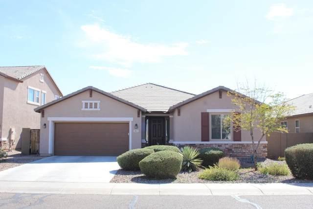 867 W Desert Glen Drive, San Tan Valley, AZ 85143 (MLS #6229826) :: Yost Realty Group at RE/MAX Casa Grande