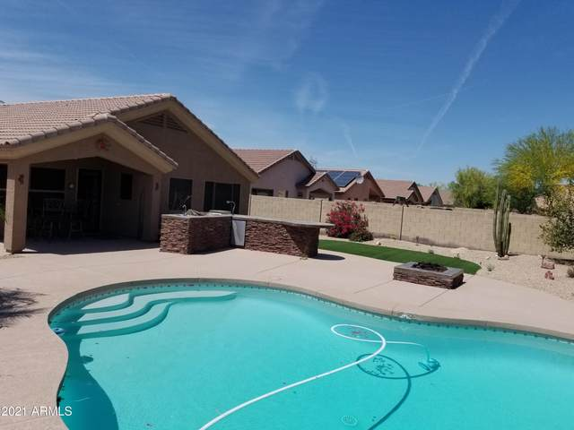 17444 W Coyote Trail Drive, Goodyear, AZ 85338 (MLS #6229842) :: Yost Realty Group at RE/MAX Casa Grande