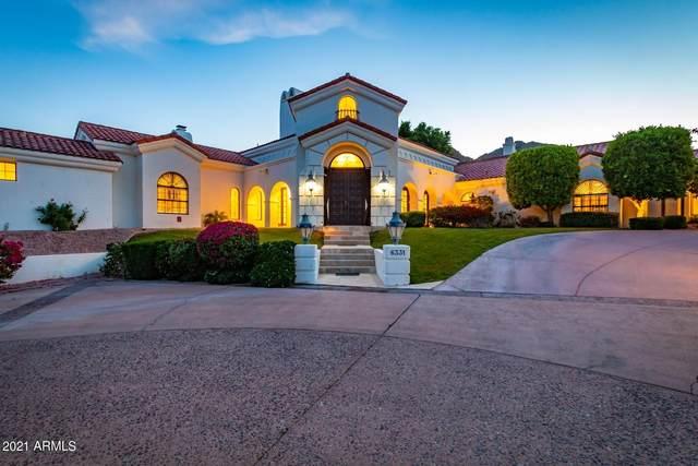 6331 E Vista Drive, Paradise Valley, AZ 85253 (MLS #6229862) :: The Luna Team