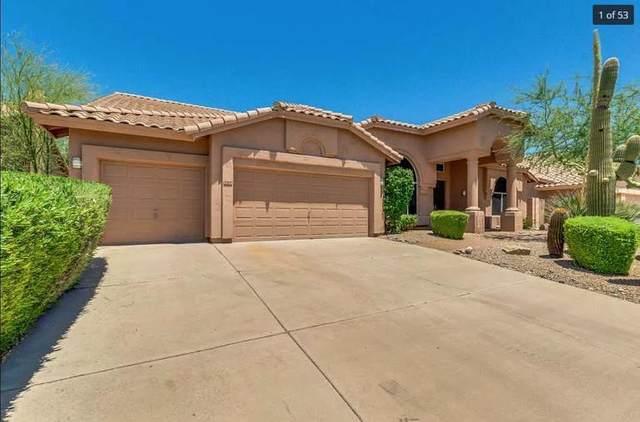 9238 E Palm Tree Drive, Scottsdale, AZ 85255 (MLS #6229863) :: Howe Realty