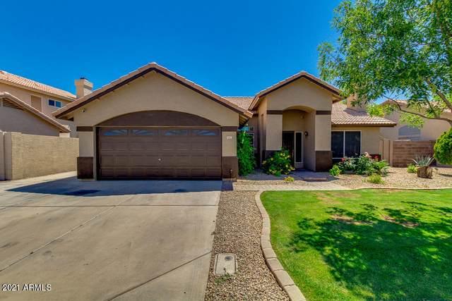 661 W Horseshoe Avenue, Gilbert, AZ 85233 (MLS #6229872) :: Yost Realty Group at RE/MAX Casa Grande