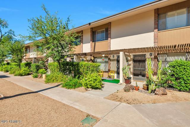 4701 N 68TH Street #222, Scottsdale, AZ 85251 (#6229873) :: Long Realty Company